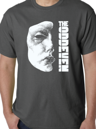 The OddEven - Face Tshirt