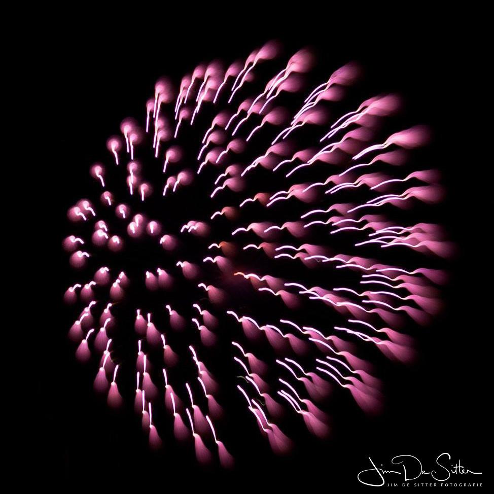 Hoe fotografeer je vuurwerk?