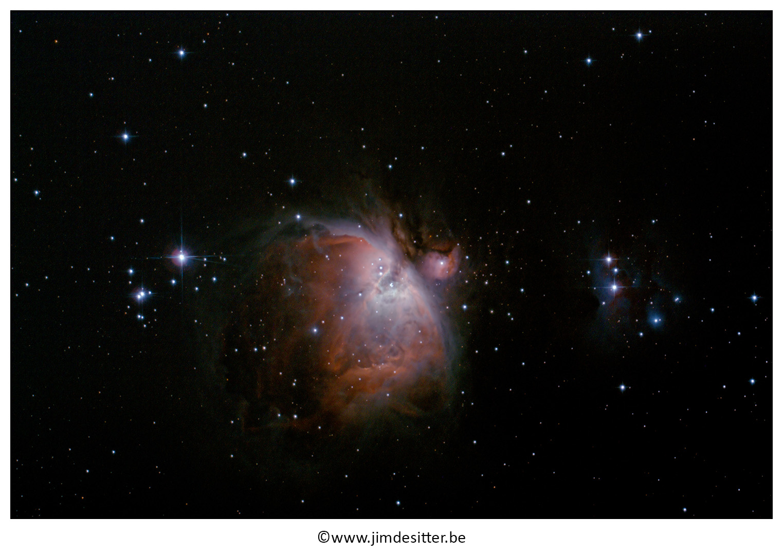 Orionnevel - M42