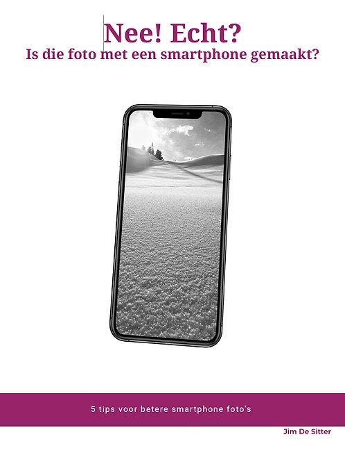 5 tips voor betere smartphone foto's