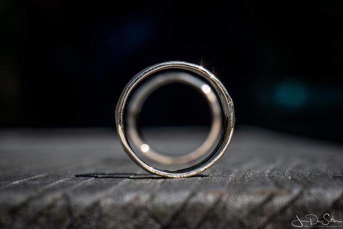 Huwelijksfotograaf met oog voor detail : de ringen