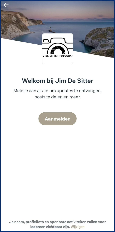 De Wix Spaces app
