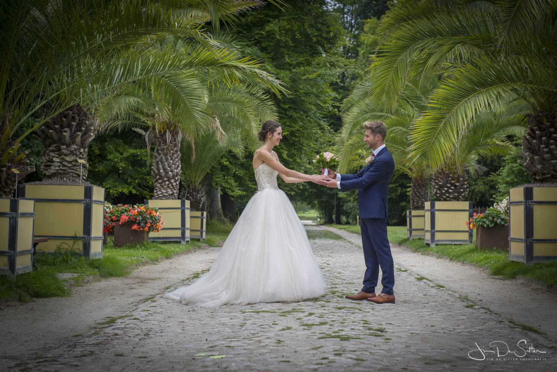 Huwelijksfotograaf Jim De Sitter voor de mooiste trouwreportages