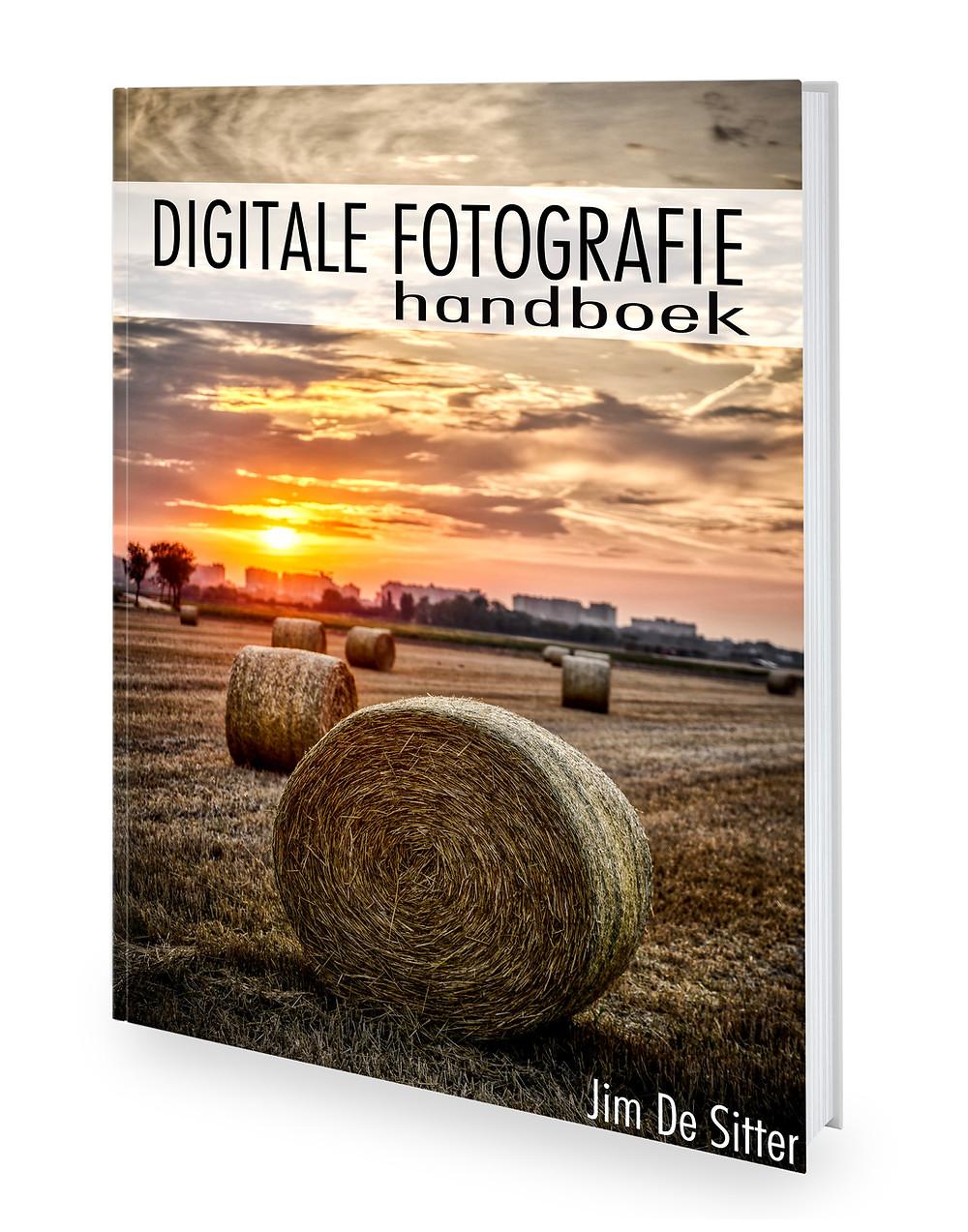 """E-boek : """"Handleiding digitale fotografie"""" te koop in de webshop"""