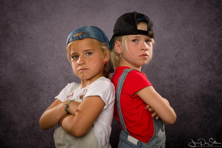 Stoere kids