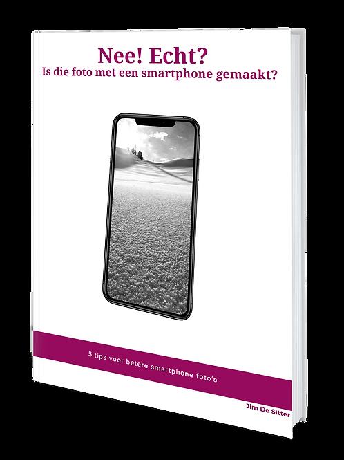 e-Book : 5 tips voor betere smartphone foto's