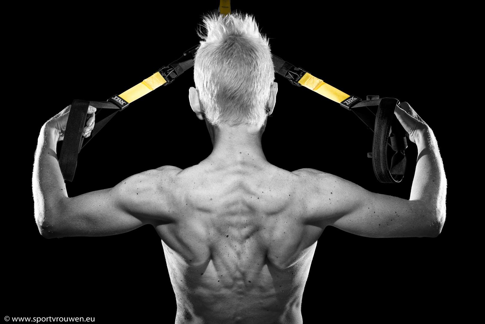 Sportvrouwen : Fitness
