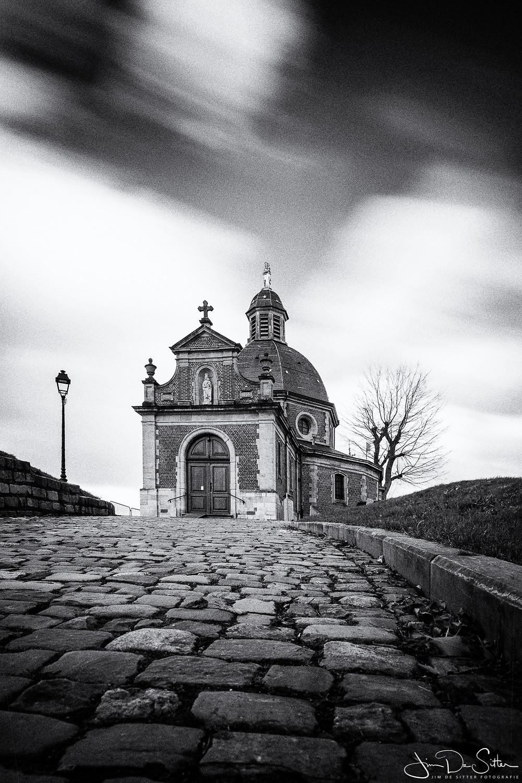 De kapelmuur van Geraardsbergen