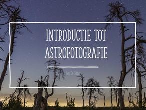 Introductie astrofotografie
