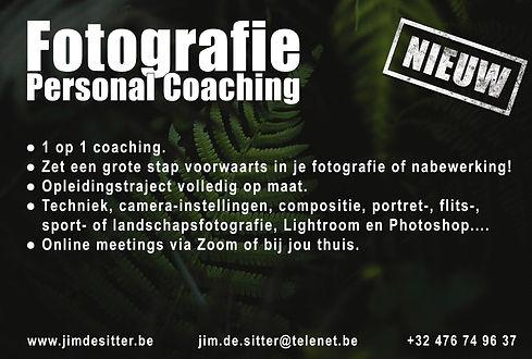 Personal Coaching fotografie