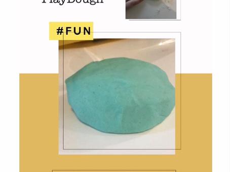 DIY Gluten-Free Play Dough