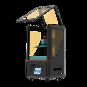 impresión 3d con impresora photon anycubic para modelos dentales mediteklabs