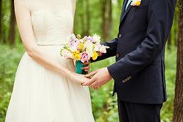 Fun wedding vows for modern couples