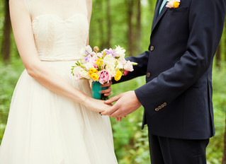 Writing your Wedding Vows: Dos & Don't
