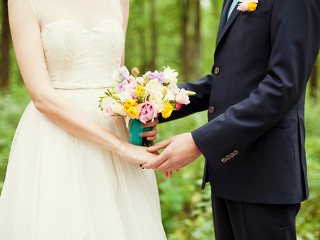 Renewing your wedding vows: the lowdown
