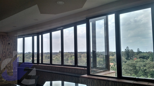 Aluminium Sliding Folding Window