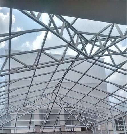 Transparent Roofing