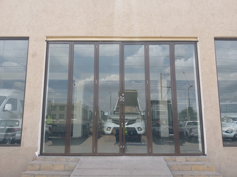 Aluminium Display WIndow