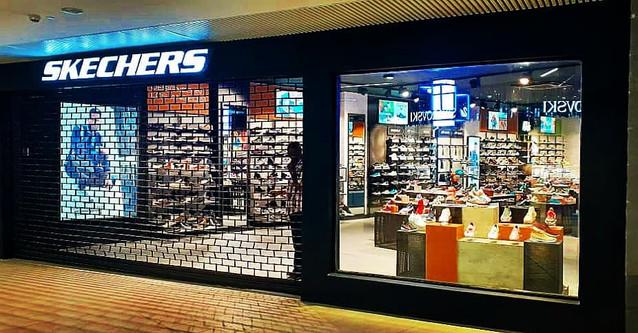 Sketchers Shopfront