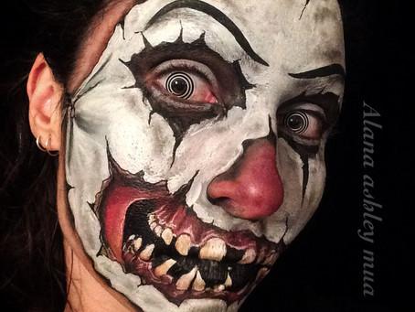 Not your average makeup artist