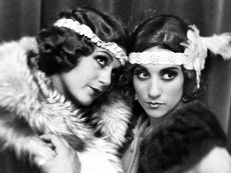 1920s makup