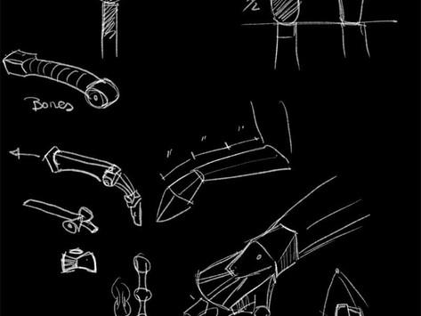 LE TABLEAU NOIR DE LA LINEA - Anatomie