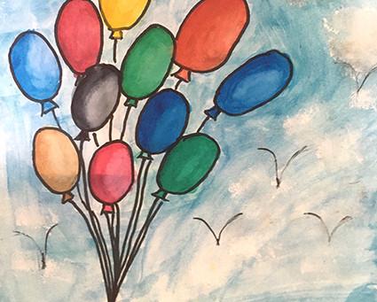 A vos Crayons - Spécial vacances d'été - Semaine 6