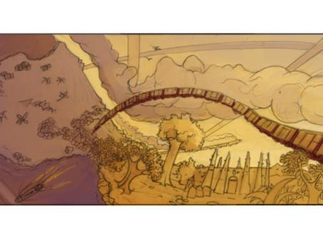 """""""Chez Camille Bloch"""" ose un film d'animation 360°"""
