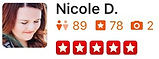 U.S. Major Moving Company's Review from Nicole D.