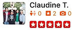 U.S. Major Moving Company's Review from Claudine T.