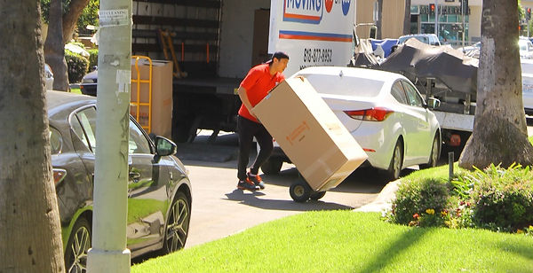 Best Affordable Local Moving company Los Angeles