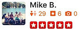 U.S. Major Moving Company's Review from Mike B.