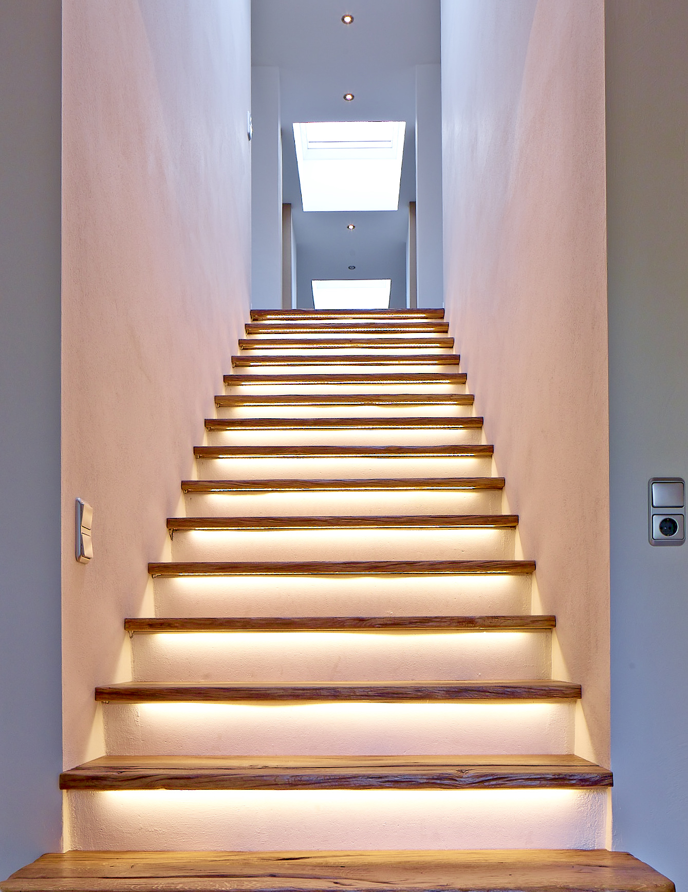 Treppe Altholzdesign