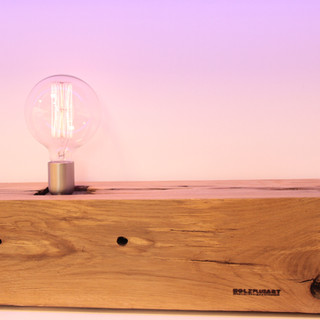 Lampen Altholzdesign