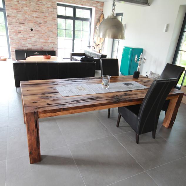 Esstisch Altholz Design