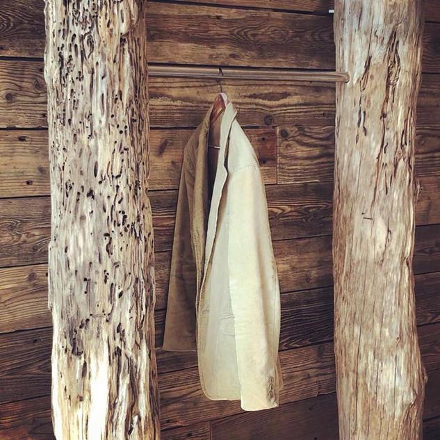 Garderobe Altholzdesign