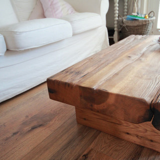 Couchtisch Altholz Design