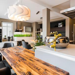 Küchentisch Altholz Design