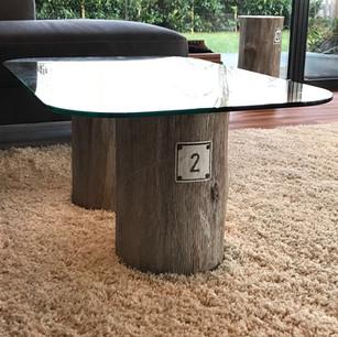 Couchtisch Altholzdesign