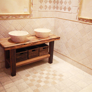 Waschtisch Altholz Design