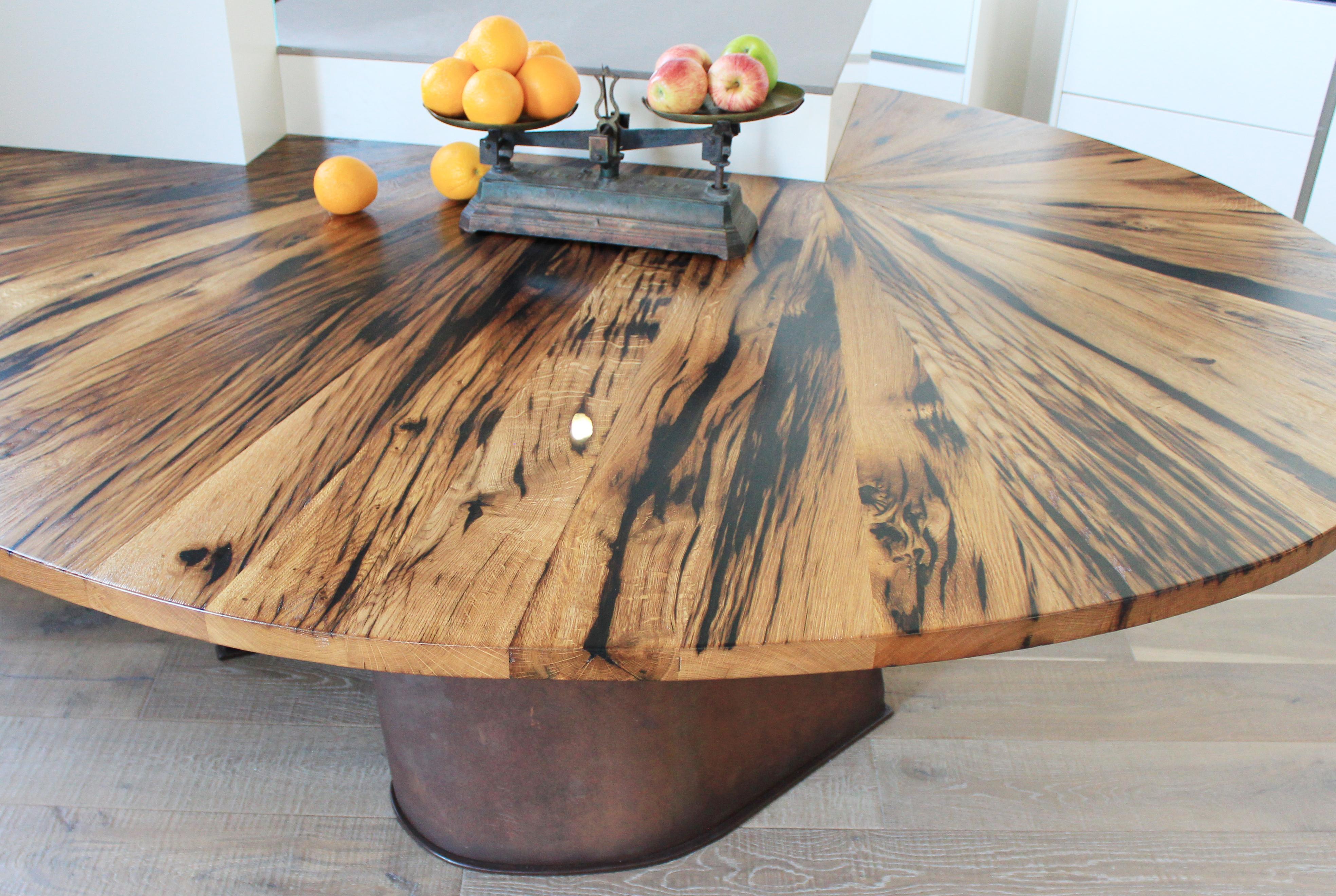 Tisch Altholzdesign
