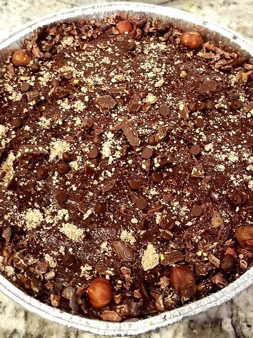 Chocolate Hazelnut Espresso Torte