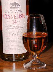 Clynelish distillery in Brora