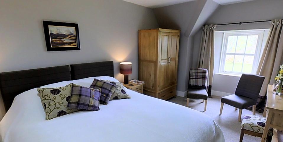 Garty bedroom