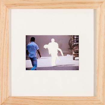 이보람, '희생자-Pieta 6'을 위한 보도사진자료, 2015