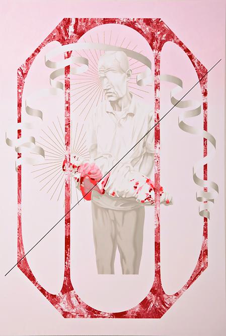 이보람, 희생자-Pieta 7, 2015