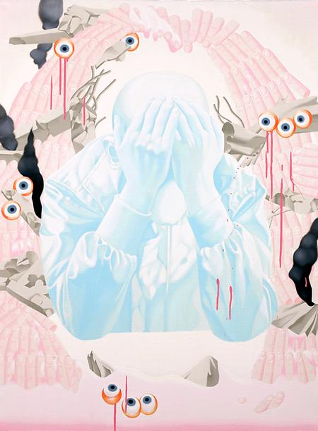 이보람, 희생자-Lamentation 1, 2011
