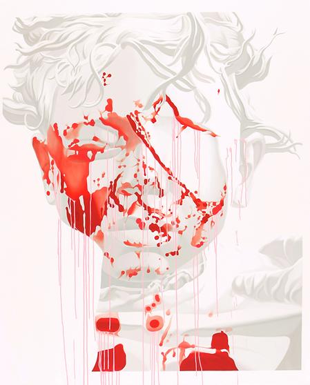 이보람, 피 흘리는, 2010