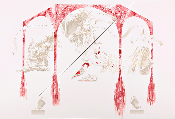 이보람, 희생자-Lamentation 8, 2014