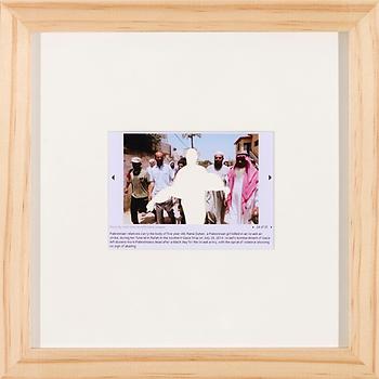 이보람, '희생자-Pieta 5'을 위한 보도사진자료, 2015